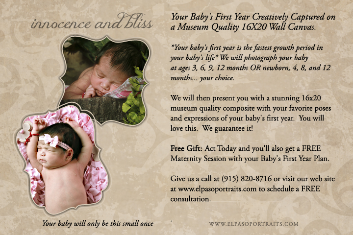 Get A Free Gift When You Invest In Your Baby