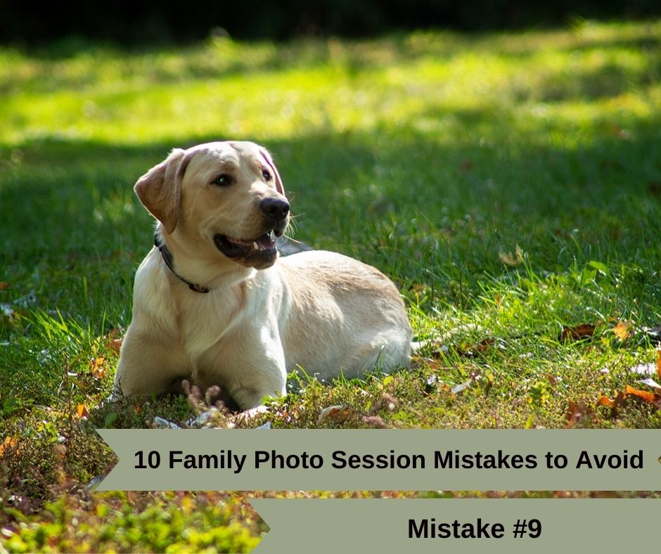 Mistake #9. Forgetting snacks